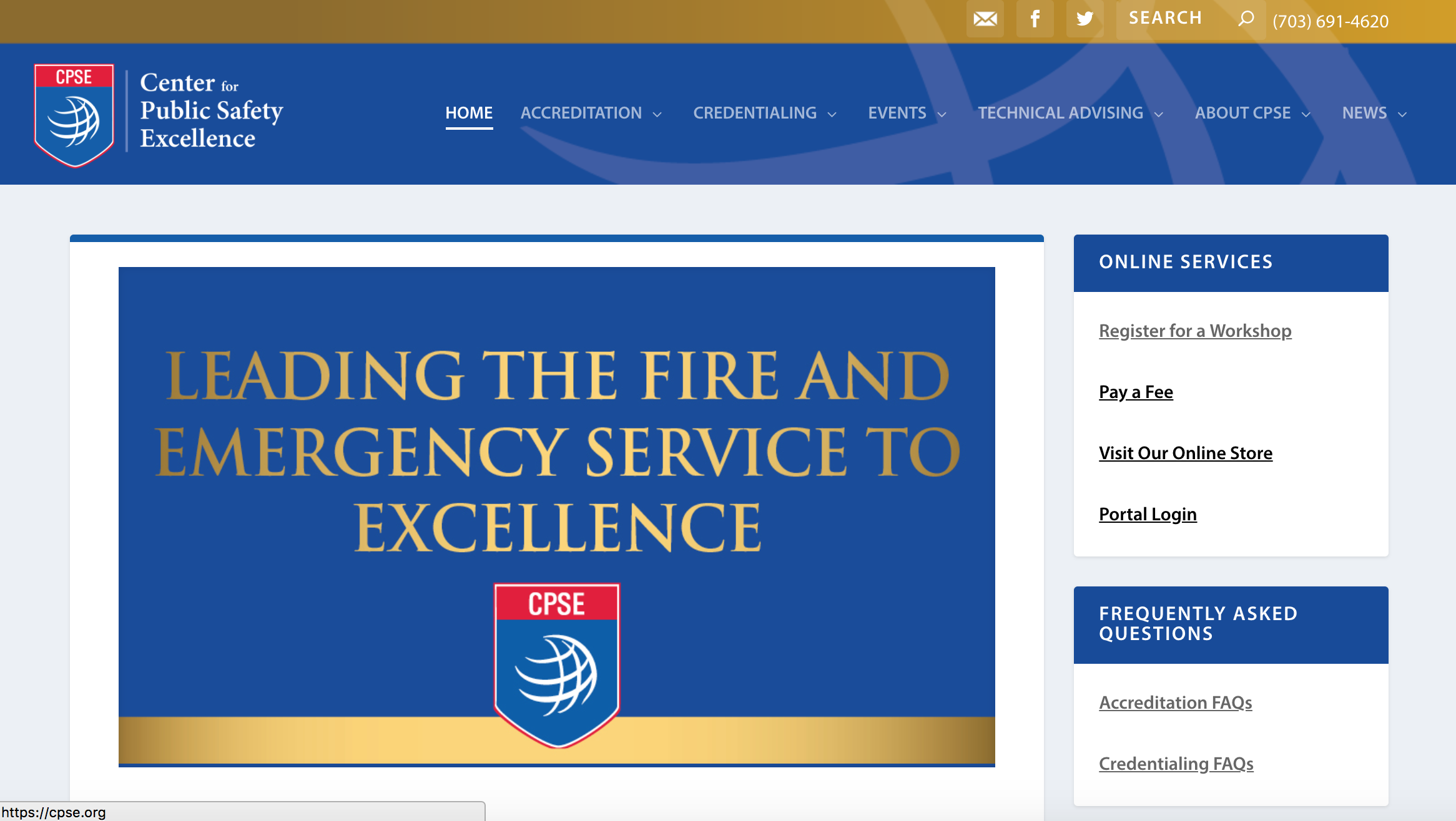 Home - Center for Public Safety Excellence